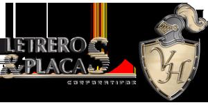 Logo Letreros y Placas Corporativos